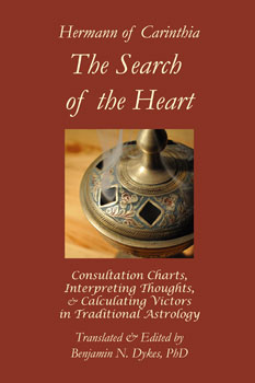 The Search of the Heart, translated by Benjamin Dykes